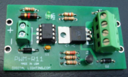 LED Dimmer ANALOG 0 10V PWM
