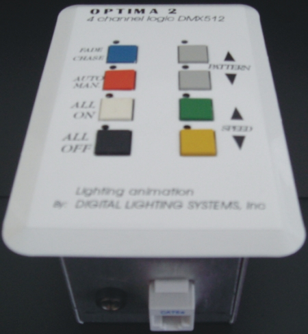 Digital Lighting Systems - Matrix DMX Controllers, Las Vegas signs